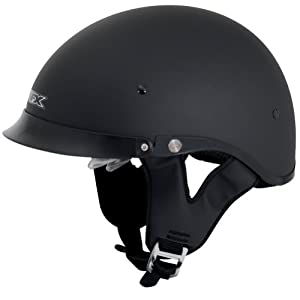 AFX FX-200 Solid Helmet - Medium/Flat Black