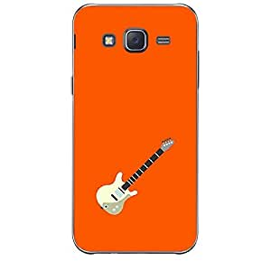 Skin4gadgets Guitar Colour - Chocolate Phone Skin for SAMSUNG GALAXY J7