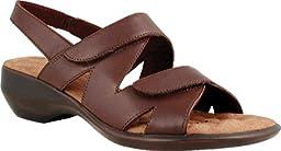 Walking Cradles Women\'s Lark,Brown Leather,US 5 M