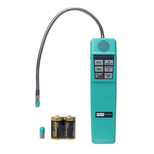 Signstek Portable AC Refrigerant Halogen Gas Leakage Detector Tester with High Sensitivity (R410a Leak Detector compare prices)