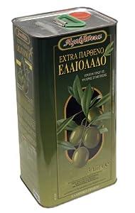 Amalthia Olivenöl, extra nativ, 1er Pack (1 x 5 l Packung)
