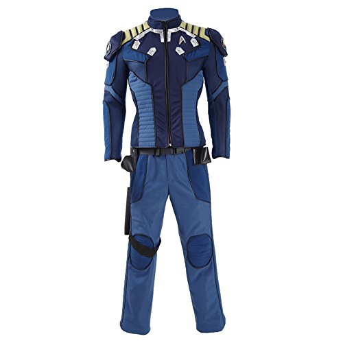 Star Trek Beyond Captain Kirk Suit