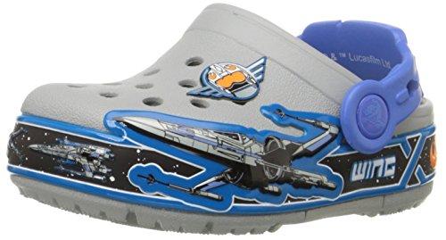 crocs-Kids-Croclights-Star-Wars-X-Wing-Light-Up-Clog-ToddlerLittle-Kid