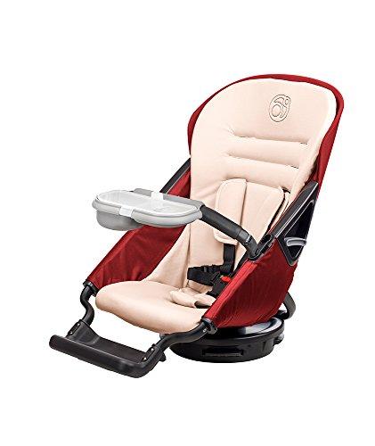Orbit Baby G3 Stroller Seat, Ruby - 1