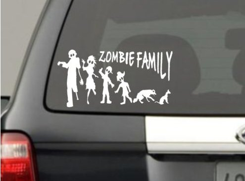 Car Window Stickers Family Index Of Window Decal Stickers Custom - Car window decals custom online