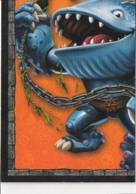 Skylanders Giants No. B7 PUZZLE - Puzzle Card Individuelle Trading Card