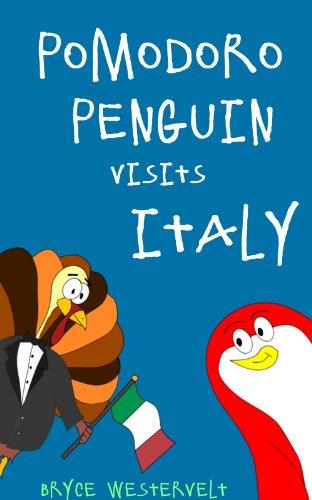 pomodoro penguin visits italy ebooklister