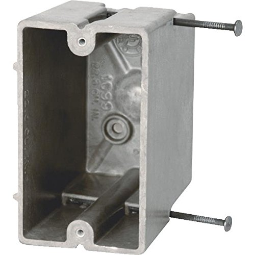 Allied Moulded 1096-N Switch Box-SWITCH BOX