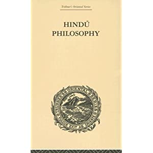 Amazon.com: Trübner's Oriental Series: Hindu Philosophy: The ...