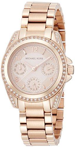 [マイケルコース]MICHAEL KORS 腕時計 MINI BLAIR MK5613 レディース 【正規輸入品】