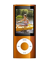 Apple 8 GB iPod nano 5G - Orange  (Discontinued by Manufacturer)