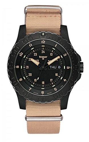 Traser P6600. 1AAI. L3. 01 sand mens watch