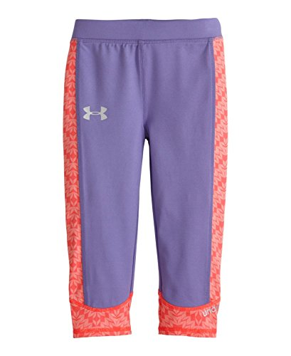 Under Armour Baby-Boys Infant Glacier Flow Infrared Capri, Flax, 18 Months front-155808