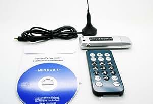 DVB-T Sintonizador TDT USB TV para PC Portatil Television Digital Receptor 2265