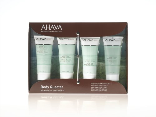 Ahava Body Quartet Gift Set