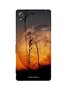 Sowing Happiness Printed Back Cover For Sony Xperia Z3 PLUS:: Z3+