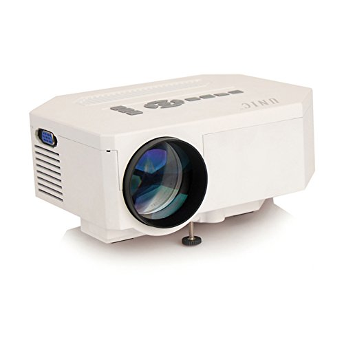Uc30 Hdmi Mini Hd Led Projector Cinema Theater Av Vga Usb Sd 150 Lm Projector