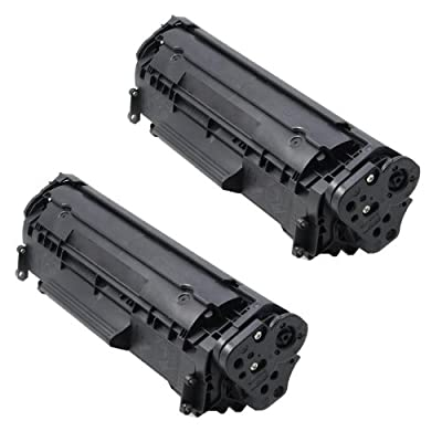 Compatible Brand Canon 104 Cartridge Twin Pack, For use with the Canon Fax L100, Canon Faxphone L120, imageClass MF4150, imageClass MF4270, imageClass MF4690