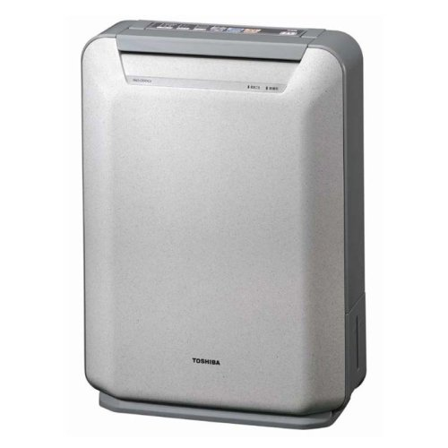 【Amazonの商品情報へ】東芝 パワフルスリム6.3L もうい~快衣類乾燥 除湿乾燥機 RAD-63DCX(H) ブルーグレー
