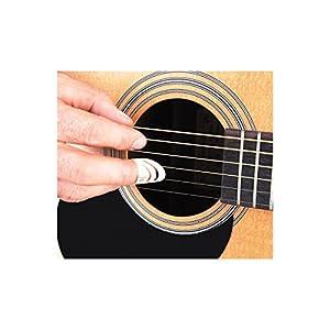 Alaska Plastic Finger Picks Sold SingleyLarge