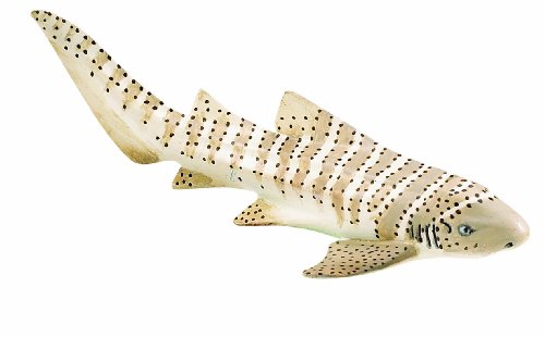 Safari Ltd Wild Safari Sea Life Zebra Shark