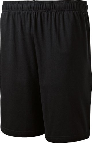 Sport-Tek - Jersey Knit Shorts With Pockets. St310 - Medium - Black