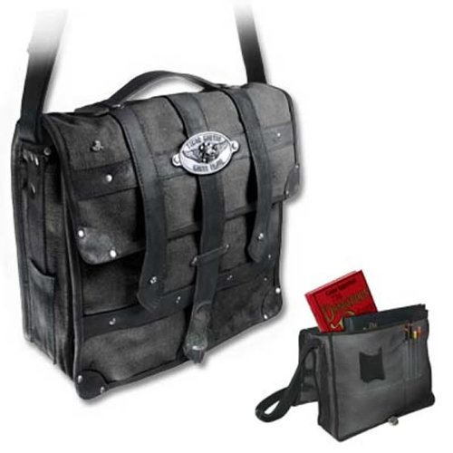 Alchemy Empire: Steampunk Empire 'Intrepid' Leather Valise