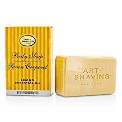 The Art Of Shaving Body Soap - Lemon Essential Oil- 198g/7oz
