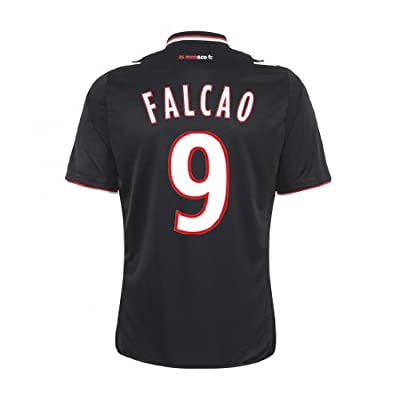 2013-14 Monaco Away Shirt (Falcao 9)