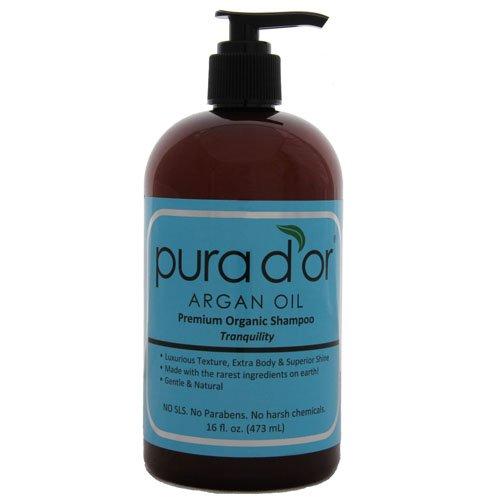 Pura D'Or Premium Organic Shampoo: Tranquility