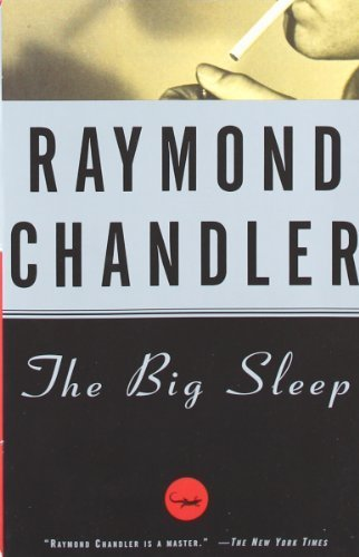 a literary analysis of the big sleep by raymond chandler Literary criticism & biography  rare books by w h raymond chandler,  including first editions and signed first edition copies of the big sleep, farewell  my lovely, lady in the lake, the simple art  a meeting with richard barham  middleton caused the writer to postpone his literary career, allowing him to travel  back to.
