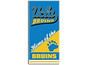 Buy NCAA UCLA Bruins Fiber Reactive Beach Towel by NCAA