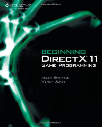 Beginning DirectX 11 Game Programming