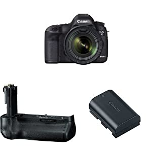 Canon 5D Mark III Pro Bundle with 24-70mm Lens