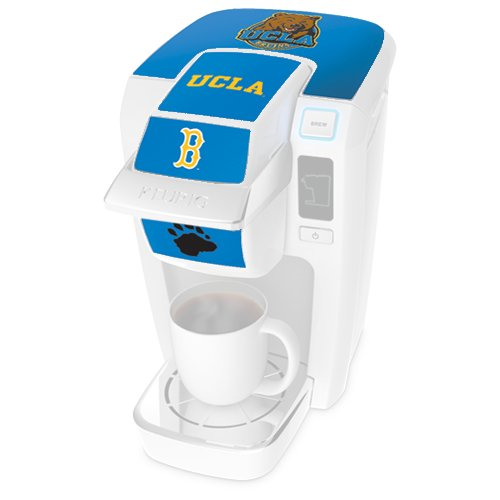 Keurig 114501 University Of California Los Angeles Brewer Decal, Light Blue