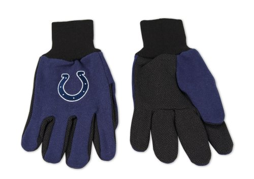 NFL Indianapolis Colts Two-Tone Gloves at Amazon.com