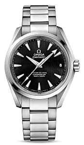 Omega Seamaster Aqua Terra Co-Axial Day Date 38.5MM Mens Watch
