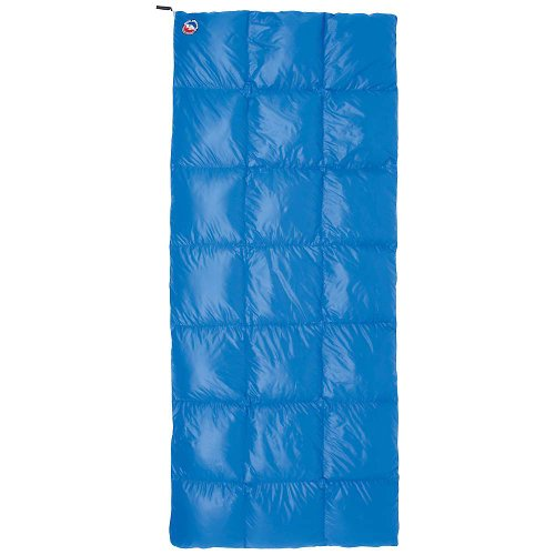 Big Agnes Big Pine Sleeping Bag Blue / Grey One Size