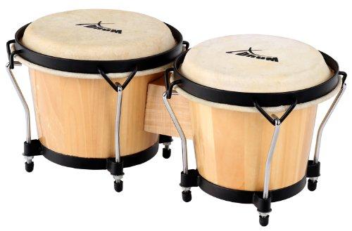 xdrum-bongo-club-standard-17cm-6-3-4-zoll-macho-und-20cm-8-zoll-hembra-holz-natur-percussion-holzbon