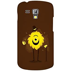 Printland Phone Cover For Samsung Galaxy S Duos 7582