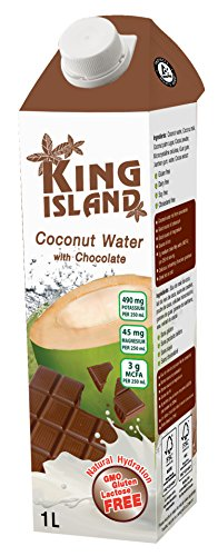 King Island Coconut Water with Chocolate, 1.05Kg