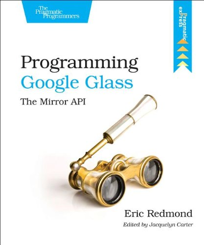 Programming Google Glass