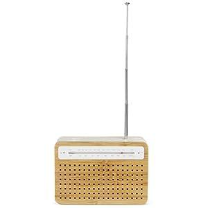 Radio mit Dynamo SAFE RETRO - Hightech im Retrogewand