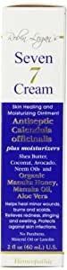 7 Cream, Skin Healing and Moisturizing Ointment - 2oz. Bottle