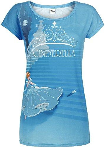 Cinderella Stairway Maglia donna multicolore XXL