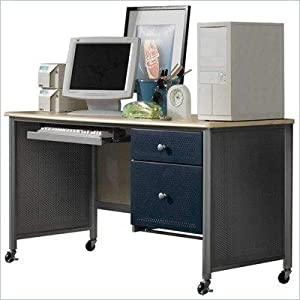 Hillsdale Furniture 1178-790 Universal Youth Kids Desk Silver from Hillsdale Furniture
