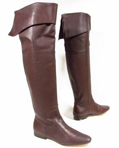 Buffalo Stiefel: BUFFALO Overknee Stiefel aus Wildleder
