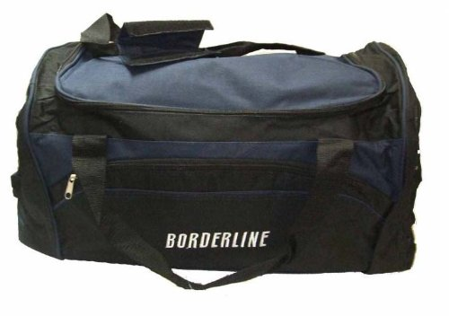 Mens Holdall Gym & Sports Bag in 3 Colours - Fishing Camping School Travel Work etc