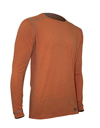 AYG Micro H1 Long Sleeve Crew Neck Shirt - Men