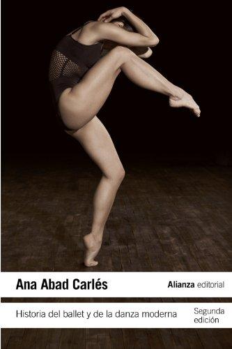 Historia del ballet y de la danza moderna (El Libro De Bolsillo - Humanidades)